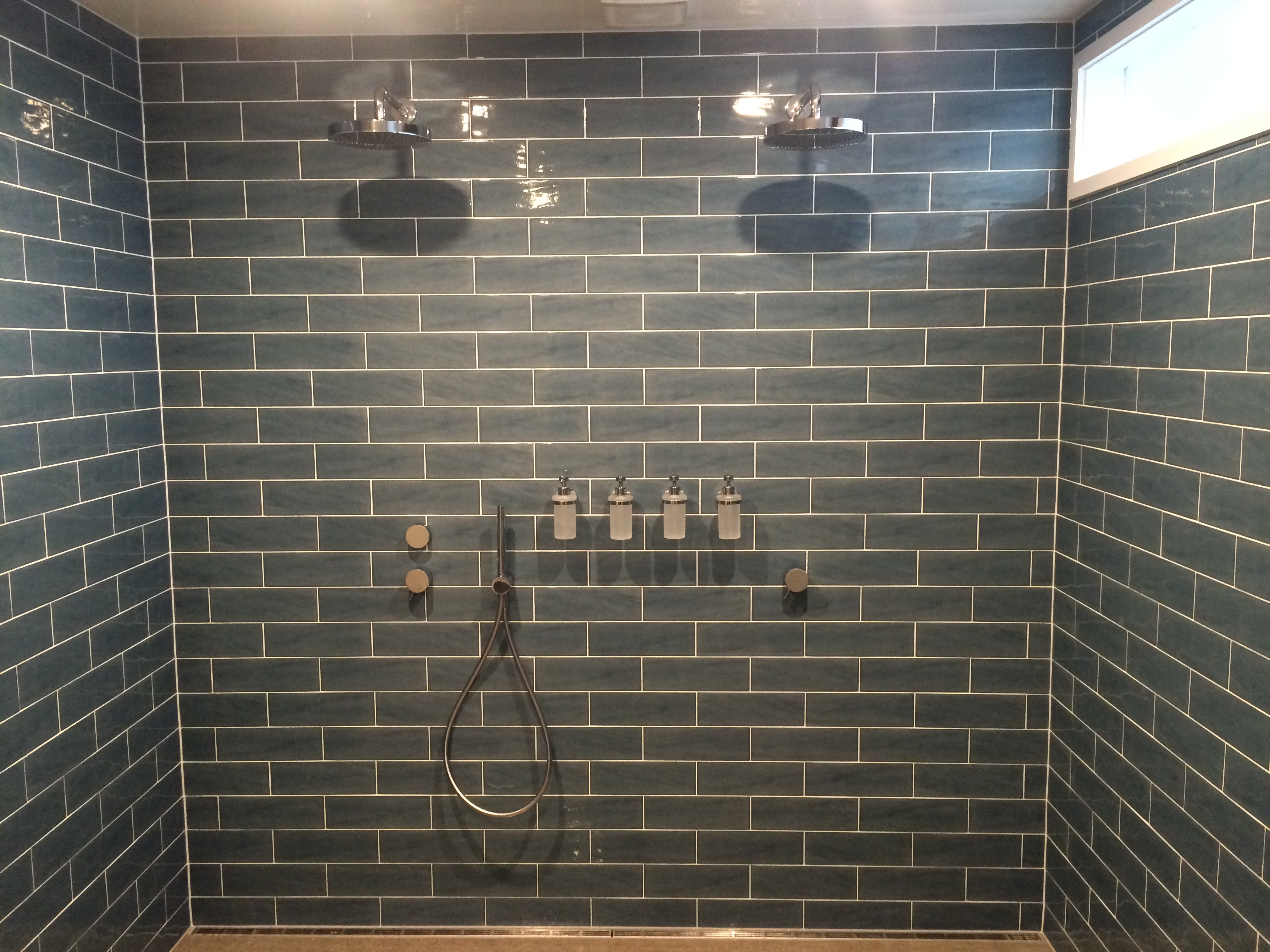Less is more in Hillcrest Bathroom renovation photo