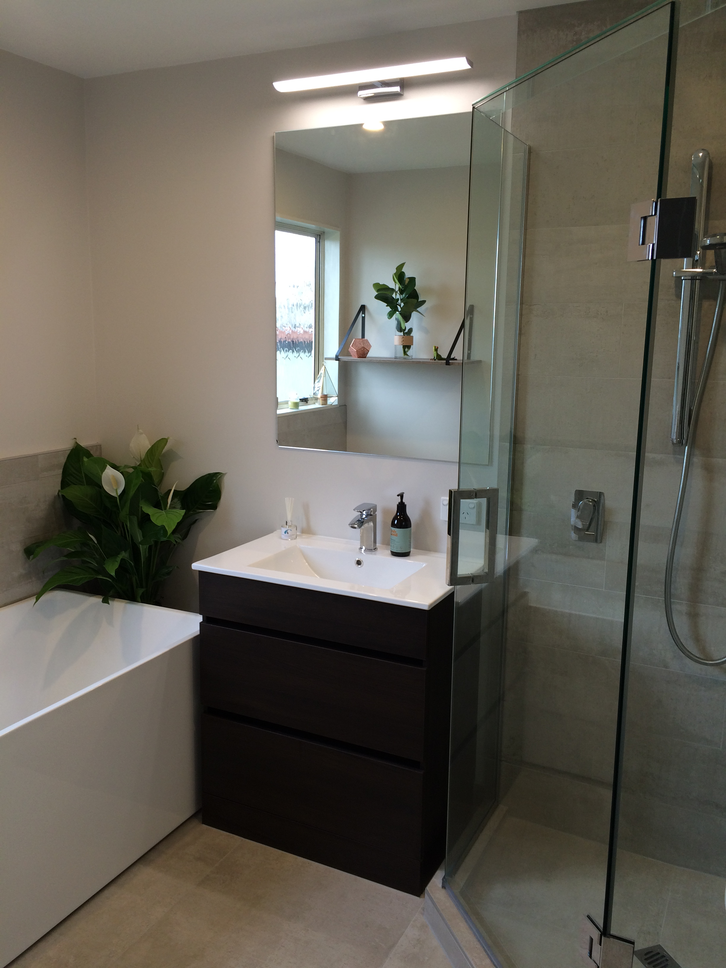 Bathrooms & Kitchens renovation in Ravenwood Drive, Forrest Hill