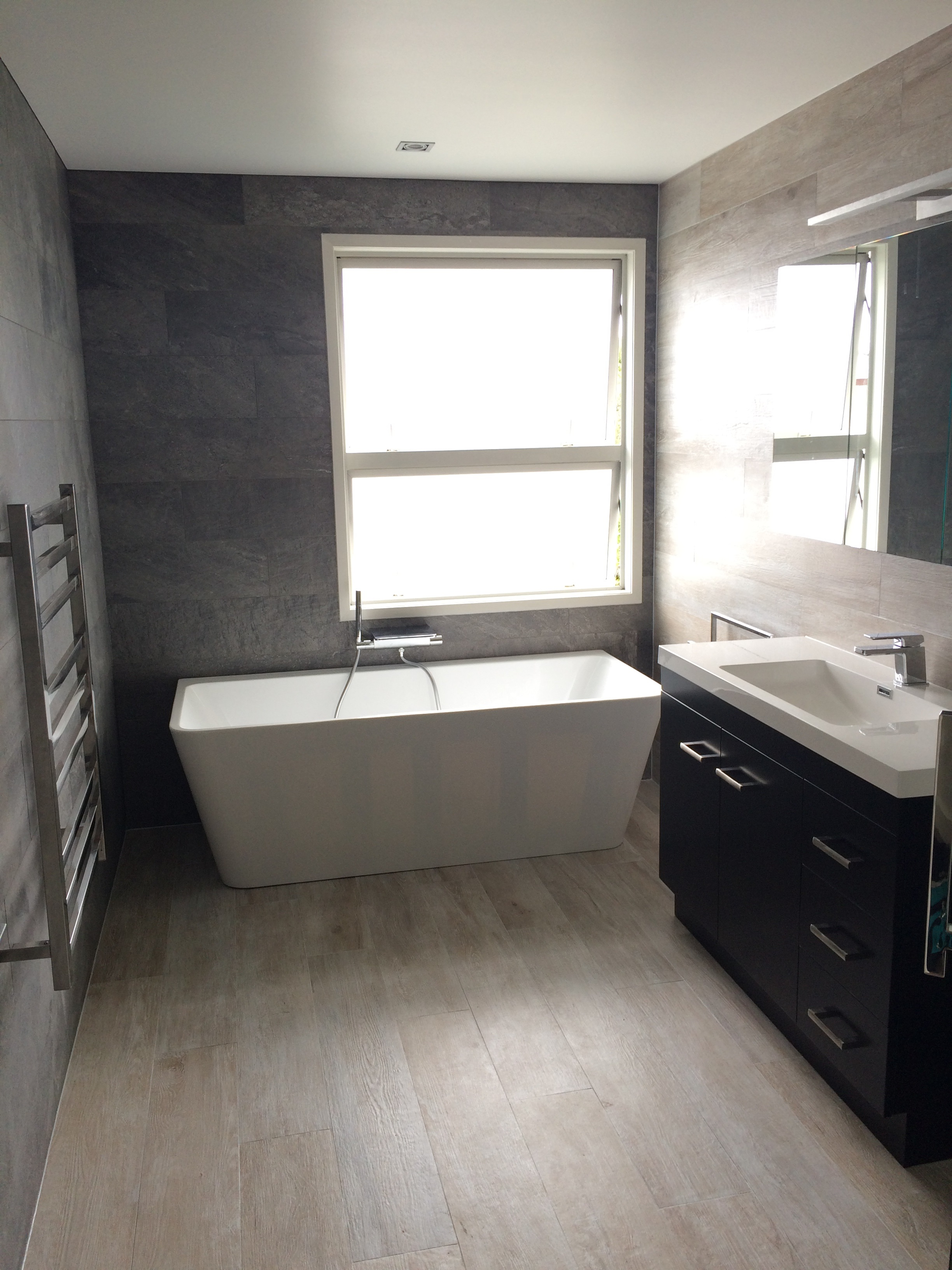 New in Hauraki Bathroom renovation photo