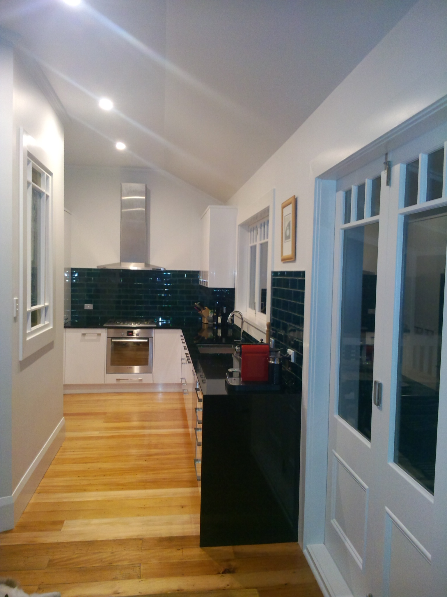 Bathrooms & Kitchens renovation in Calliope Rd Devonport